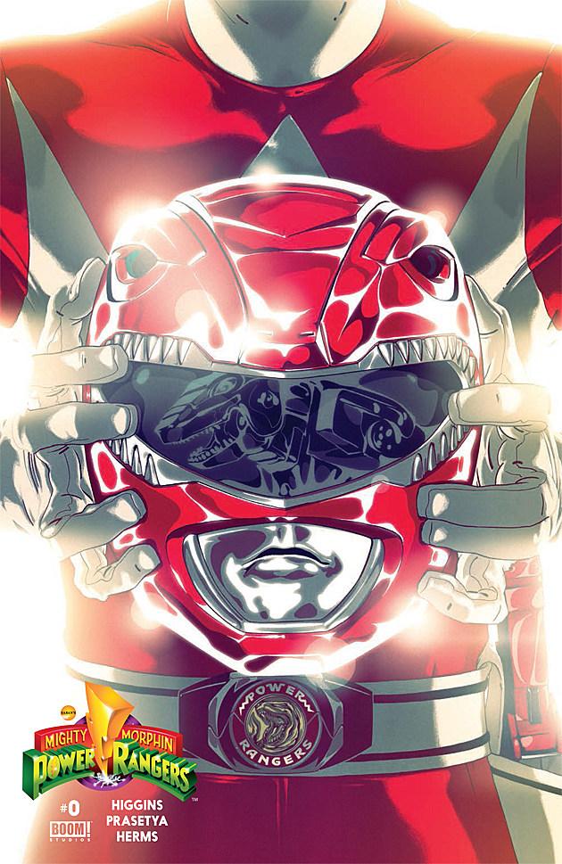 Rangers Mighty Netflix Morphin Power