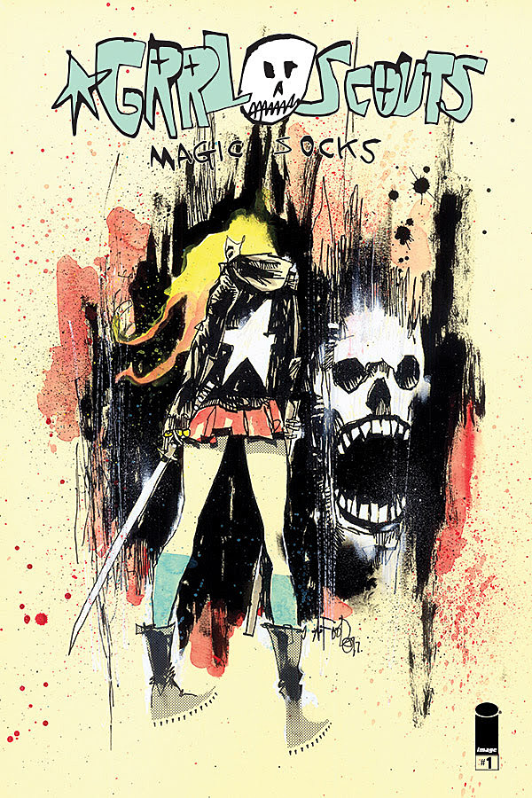 Cover by Jim Mahfood / Image Comics