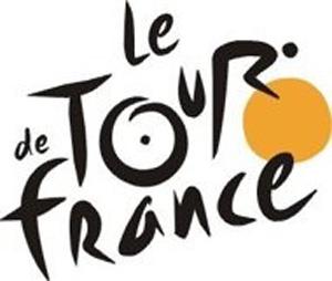 Le Tour de france logo hidden image