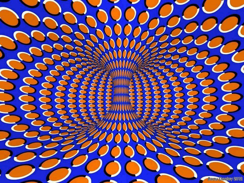 optical illusion 9 (rotate)