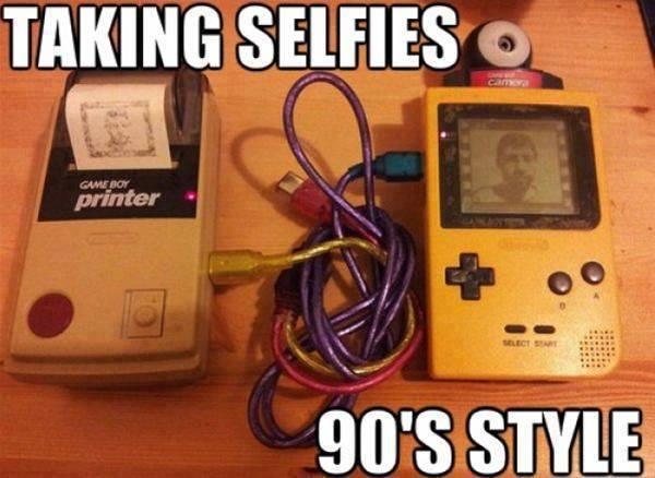 90s gamer meme