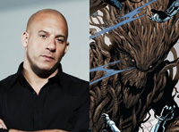 Vin Diesel as Groot