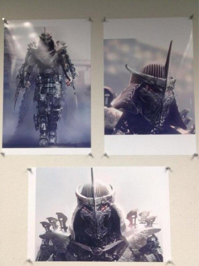 new turtles movie shredder 2014