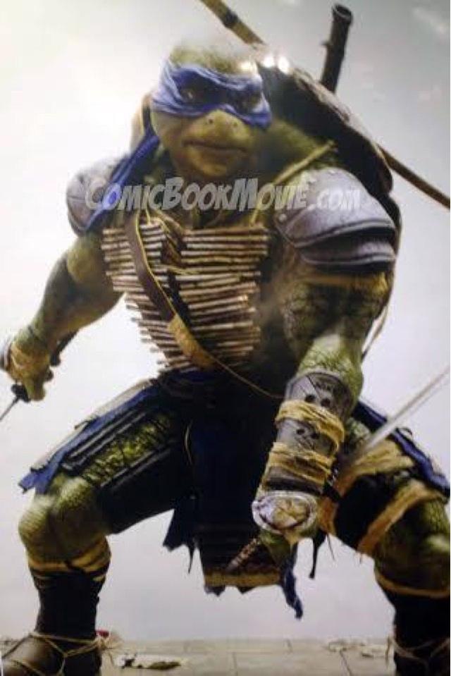 ninja turtles 2014 new costume