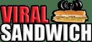 viral sandwich logo