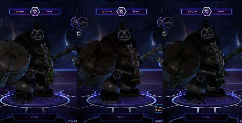 heroes storm Chen skins default
