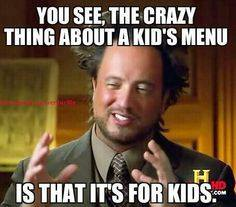 server memes 002 kids menu crazy aliens