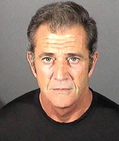 celebrity-mugshot-Mel-Gibson-2-1 - Comics And Memes