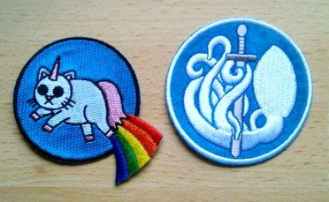 Patches - Timothy Winchester / Island of Dr Geof