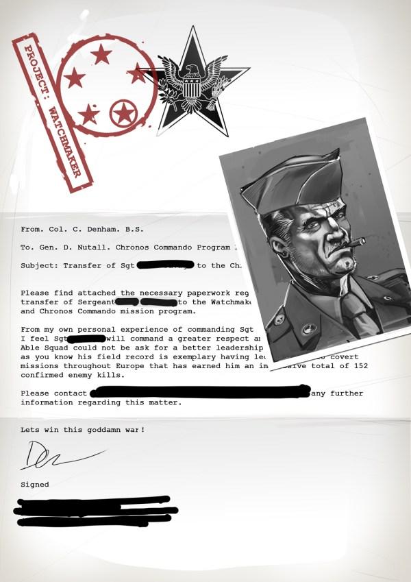 Chronos Commandos Orientation Pack - pg1
