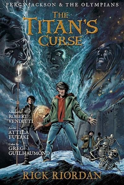 Front Cover 022713 - Titan's Curse GN.jpg