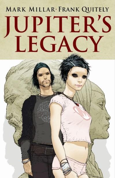 Jupiter's Legacy Cover
