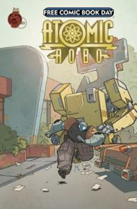 atomic robo fcbd