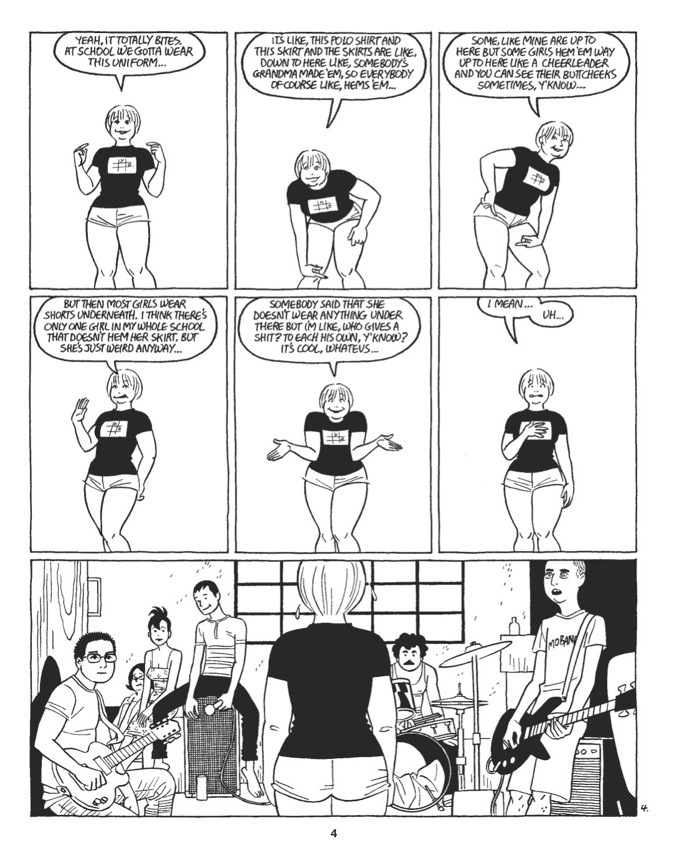 Love & Rockets: New Stories #6