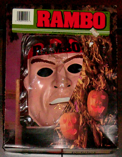 ben cooper rambo costume