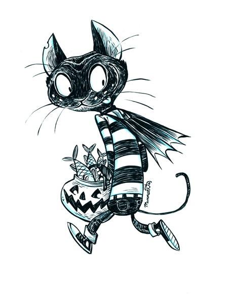 inktober_cat_by_robbvision-d6pp34i.jpg