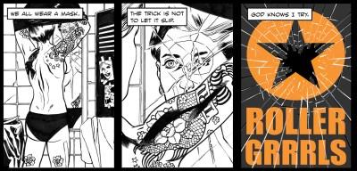 Roller Grrrls - Anna