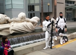 Obligatory Stormtroopers picture