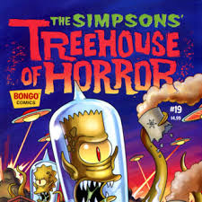 Simpson's TreeHouse of Horrors
