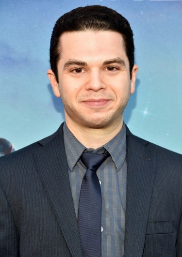 Samm Levine, who has grown up to look exactly like he did in Freaks and Geeks.