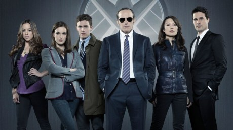 The cast of Agents of S.H.I.E.L.D. Photo Credit: ABC.Marvel Studios