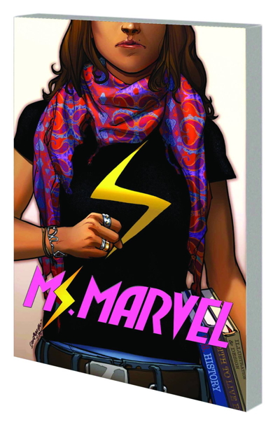 Ms Marvel Volume 1