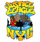 Justice League NYC logo