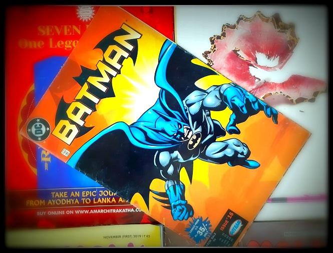 Gotham Comics  Issue #16 Wings - Batman