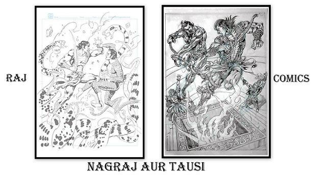 Nagraj-Aur-Tausi