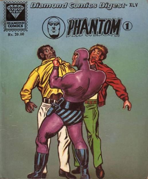 Diamond Comics Phantom