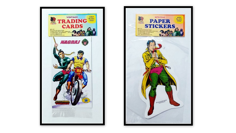 Nagraj Novelties - Raj Comics