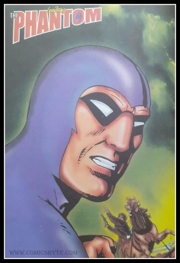 The Phantom By Lee Falk - Comics Byte
