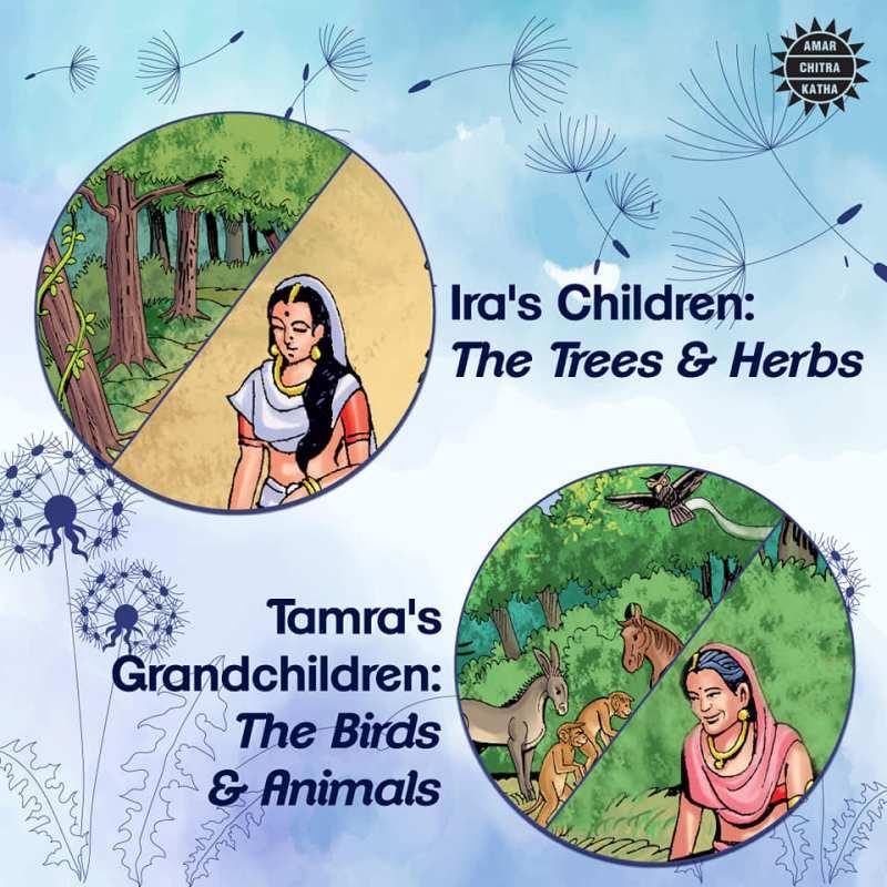 Amar-Chitra-Katha-Trees-Animals