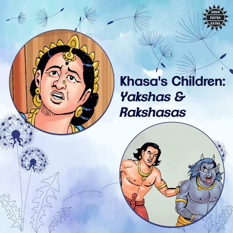 Amar-Chitra-Katha-Yakshas-Rakshasas