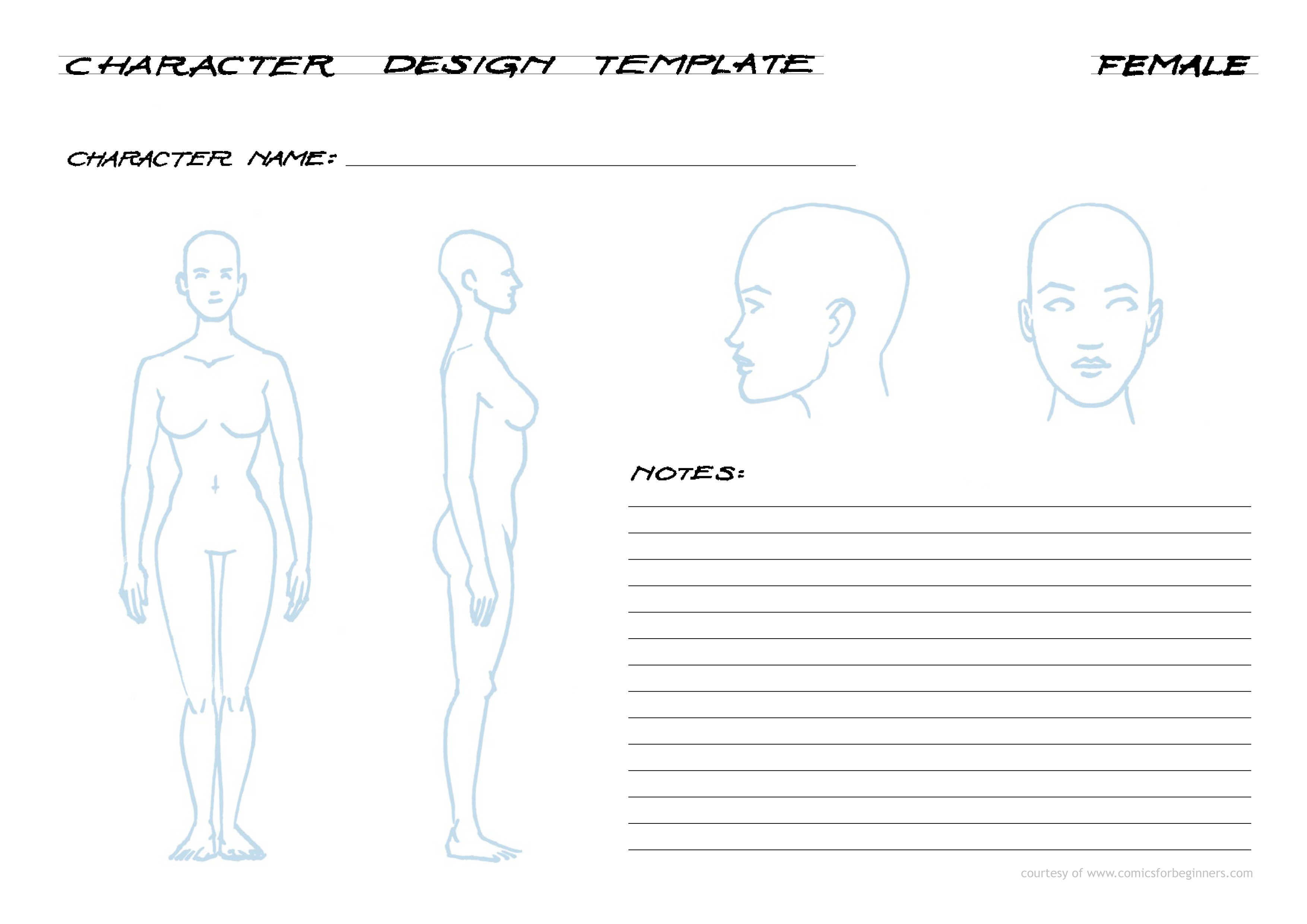 Free Tools For Comic Book Artists