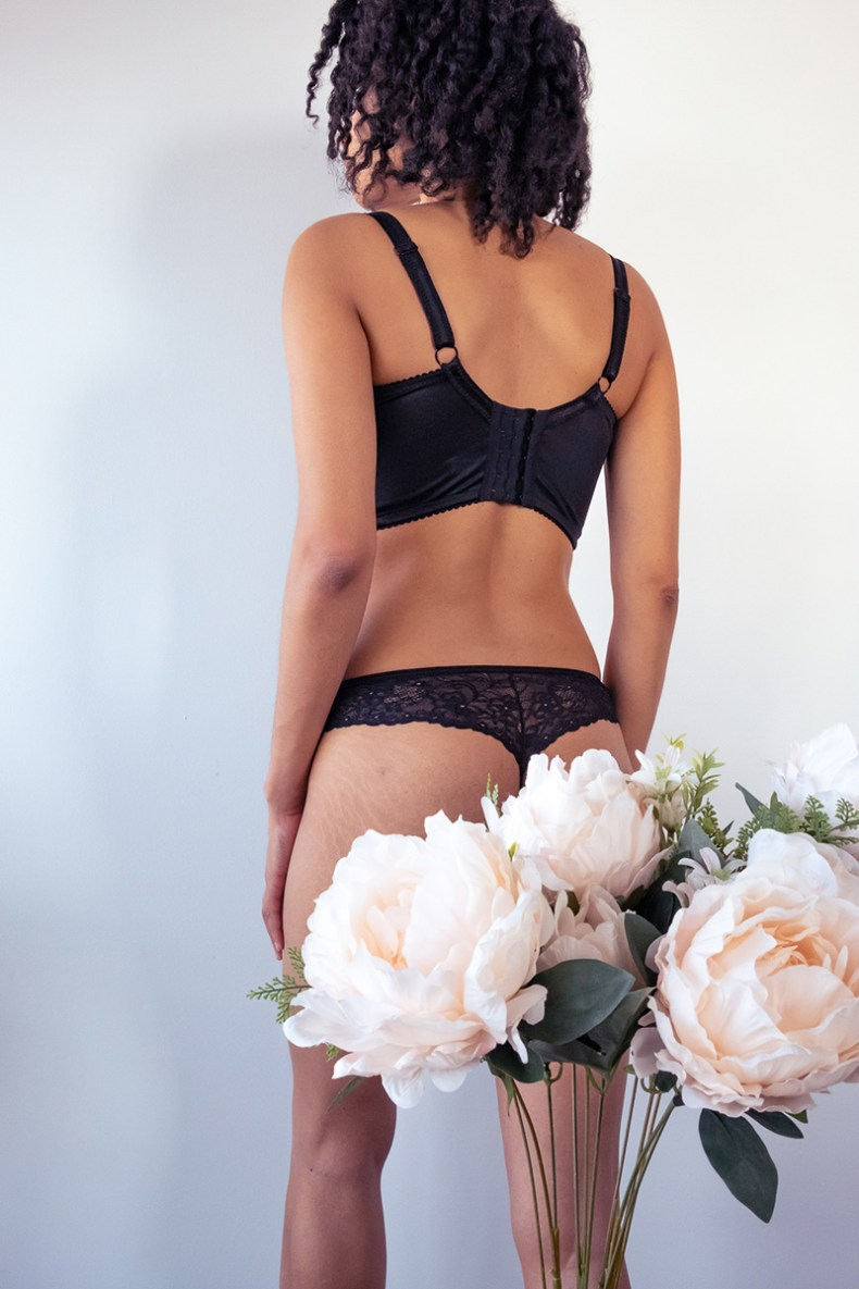 PS-Ling T-front thong