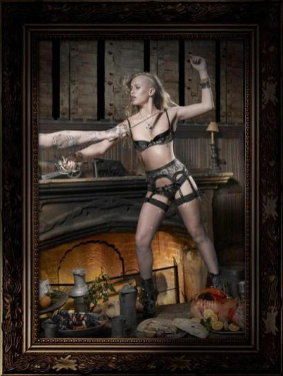 helena-christensen-alice-dellal-pirates-for-agent-provocateur-collection5