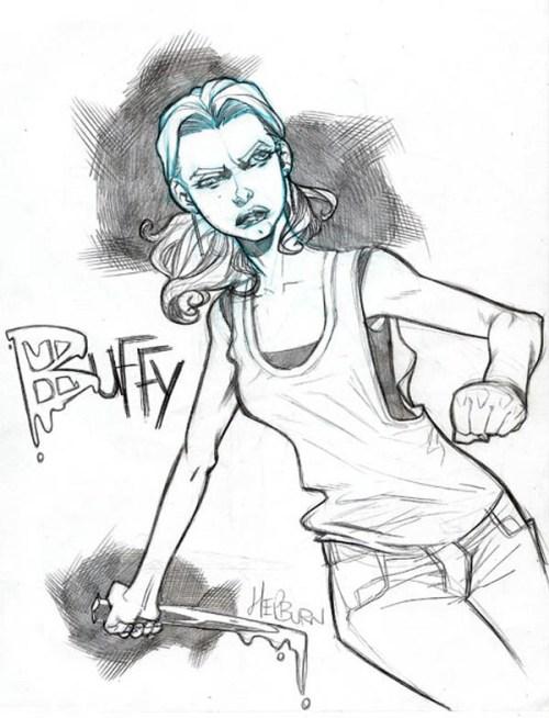 Buffy Scott Hepburn