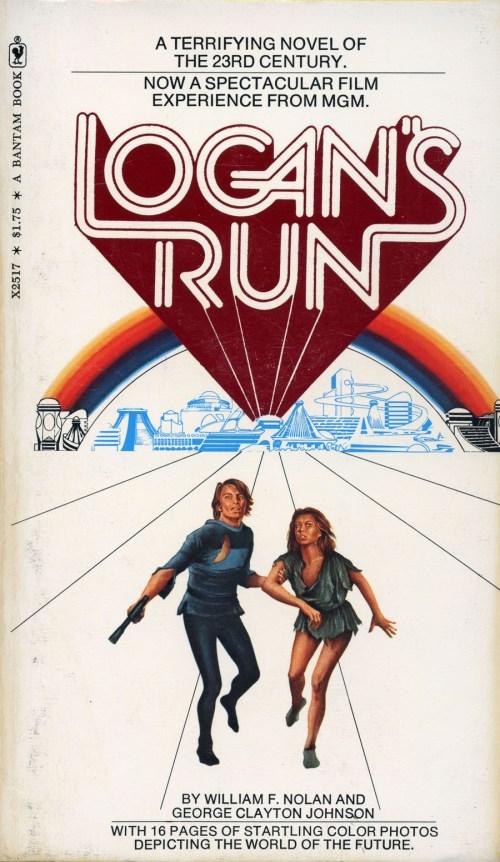 Logans Run original novel