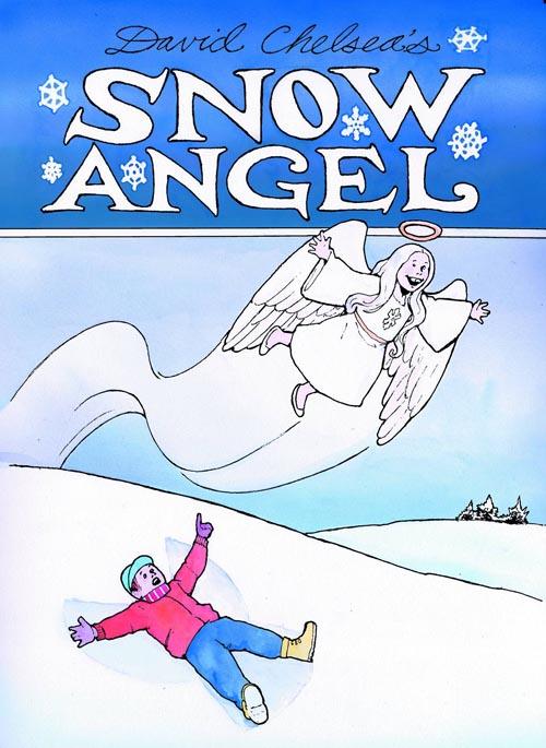 David-Chelsea-Snow-Angel-2013