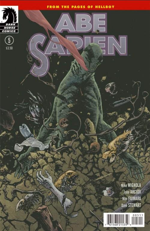 Abe-Sapien-Issue-5-Dark-Horse-Comics