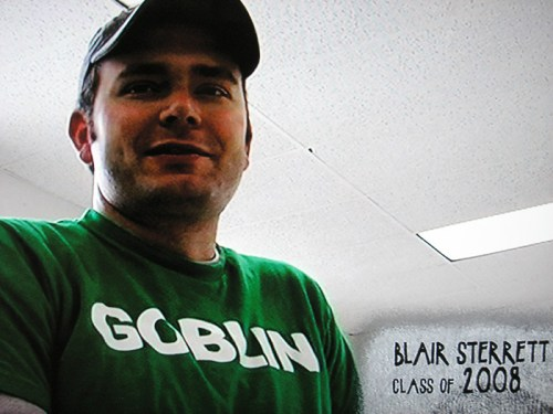 Blair Sterrett in CARTOON COLLEGE