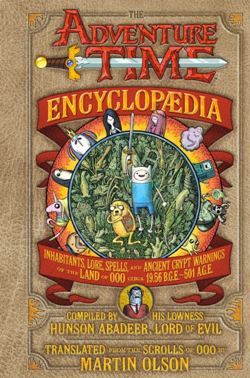 Adventure-Time-Encyclopedia-Martin-Olson-2013