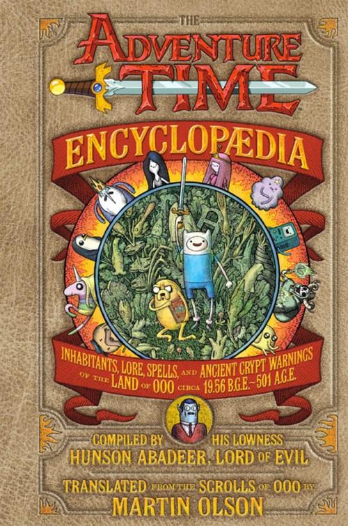 Adventure-Time-Encyclopedia-Martin-Olson-2013