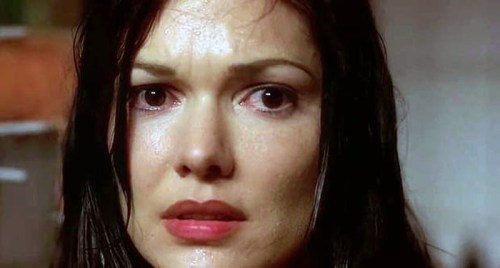 "Laura Harring as Rita in David Lynch's ""Mulholland Drive"""