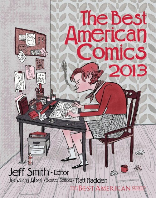 best-american-comics-jeff-smith-2013