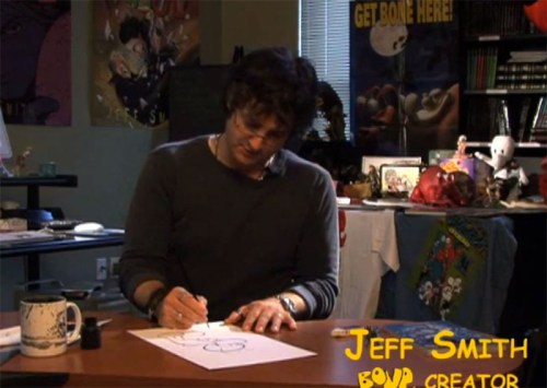 Jeff-Smith-Cartoonist