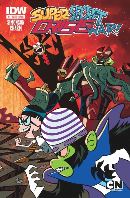 IDW-Cartoon-Network-Super-Secret-Crisis-War