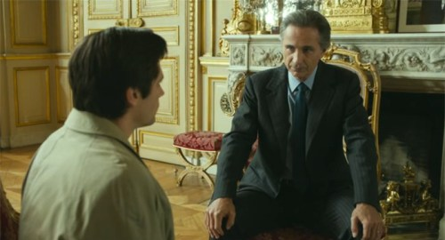 "Thierry Lhermitte in ""The French Minister"""