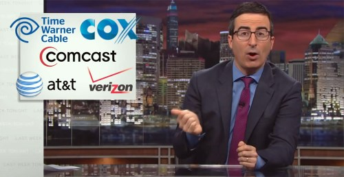 Last Week Tonight with John Oliver, Net Neutrality, (HBO)